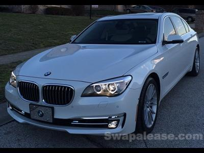 2013 BMW 7 Series lease in Greenwood,IN - Swapalease.com