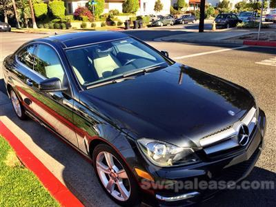 2013 Mercedes-Benz C-Class lease in Los Angeles,CA - Swapalease.com
