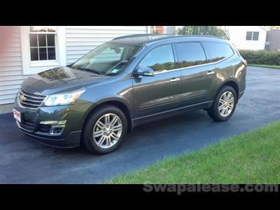 2013 Chevrolet Traverse lease in Wanaque,NJ - Swapalease.com