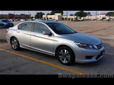 2013 Honda Accord lease in Houston,TX - Swapalease.com