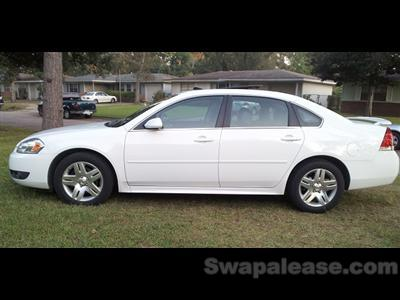 2011 Chevrolet Impala lease in Beaumont,TX - Swapalease.com