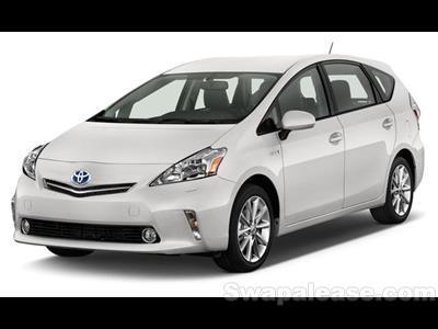 2013 Toyota Prius v lease in Riverside,CA - Swapalease.com
