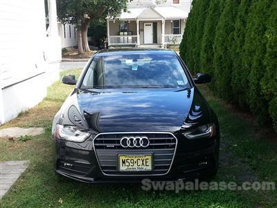 2013 Audi A4 lease in Long Branch,NJ - Swapalease.com