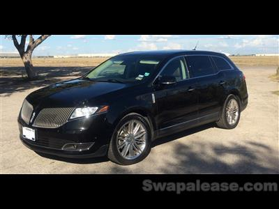 2013 Lincoln MKT lease in San Antonio,TX - Swapalease.com