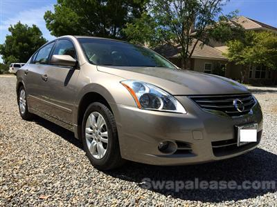2012 Nissan Altima lease in Clovis,CA - Swapalease.com