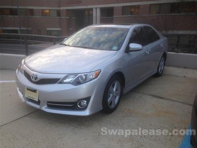 2013 Toyota Camry lease in Lawrenceville,NJ - Swapalease.com