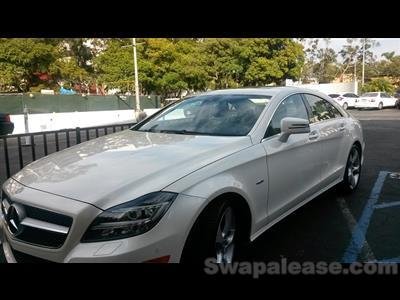 2012 Mercedes-Benz CLS-Class lease in Los Angeles,CA - Swapalease.com