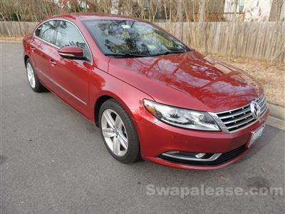 2013 Volkswagen CC lease in Virginia Beach,VA - Swapalease.com