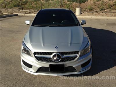 2014 Mercedes-Benz CLA-Class lease in Austin,TX - Swapalease.com