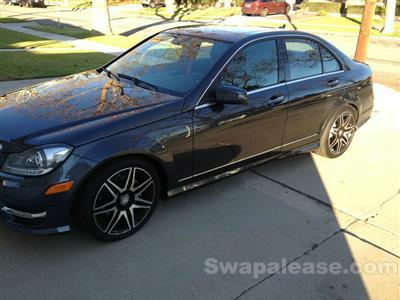 2013 Mercedes-Benz C-Class lease in lakewood,CA - Swapalease.com