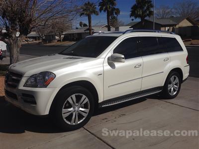 2012 Mercedes-Benz GL-Class lease in Las Vegas,NV - Swapalease.com