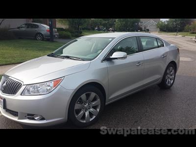 2013 Buick LaCrosse lease in Powell,OH - Swapalease.com