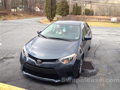 2014 Toyota Corolla lease in East stroudsburg,PA - Swapalease.com