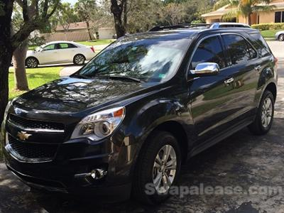 2013 Chevrolet Equinox lease in Miami,FL - Swapalease.com