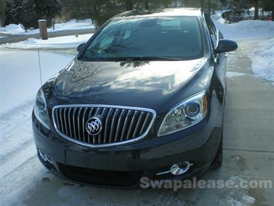 2014 Buick Verano lease in Hudson,OH - Swapalease.com