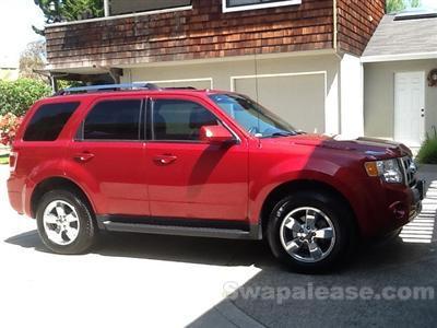 2012 Ford Escape lease in Santa Cruz,CA - Swapalease.com