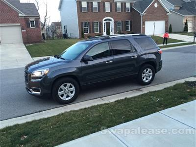 2013 GMC Acadia lease in fishers,IN - Swapalease.com