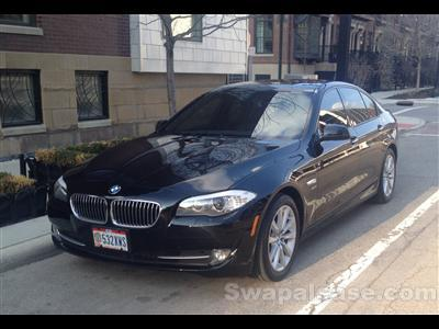 2012 BMW 5 Series lease in Columbus,OH - Swapalease.com