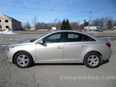 2014 Chevrolet Cruze lease in derby,NY - Swapalease.com