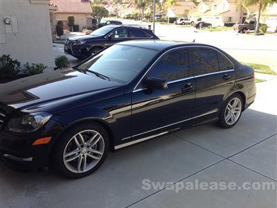 2014 Mercedes-Benz C-Class lease in Brea,CA - Swapalease.com