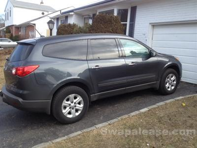 2012 Chevrolet Traverse lease in Huntington Station,NY - Swapalease.com