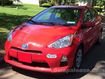 2013 Toyota Prius c lease in Levittown,NY - Swapalease.com