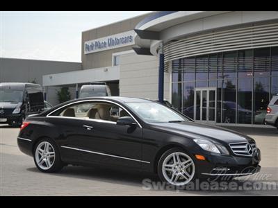 2013 Mercedes-Benz E-Class lease in Oakland,NJ - Swapalease.com