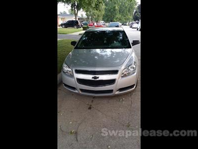 2012 Chevrolet Malibu lease in Madison heights,MI - Swapalease.com