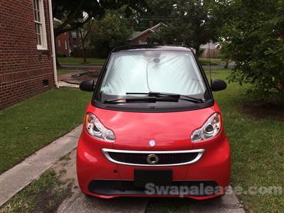 2013 smart fortwo lease in Savannah,GA - Swapalease.com