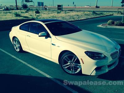 2013 BMW 6 Series lease in el paso,TX - Swapalease.com