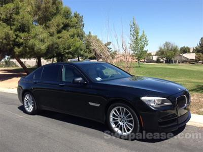 2012 BMW 7 Series lease in BAKERSFIELD,CA - Swapalease.com