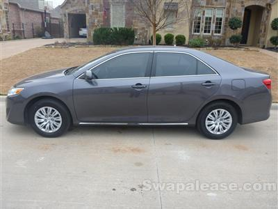 2013 Toyota Camry lease in Trophy Club,TX - Swapalease.com