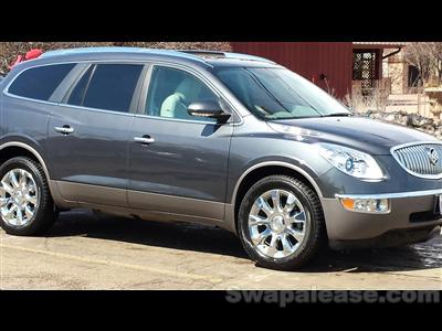 2012 Buick Enclave lease in Northbrook,IL - Swapalease.com