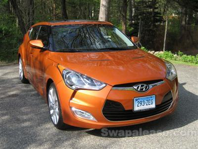2012 Hyundai Veloster lease in Fairfield,CT - Swapalease.com