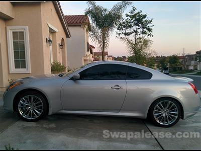 2013 Infiniti G37 Coupe lease in San Diego,CA - Swapalease.com