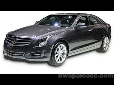 2014 Cadillac ATS lease in SANTA ANA,CA - Swapalease.com