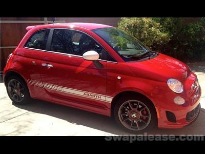 2013 Fiat 500 lease in Tucson,AZ - Swapalease.com