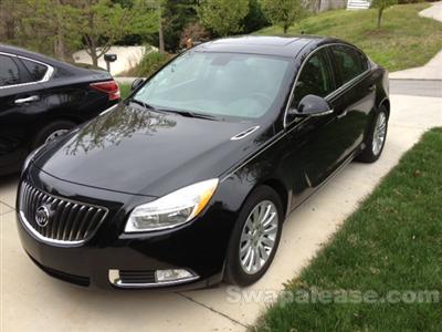 2013 Buick Regal lease in Chattanooga,TN - Swapalease.com