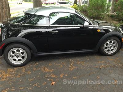 2013 MINI Cooper Coupe lease in Yardley,PA - Swapalease.com