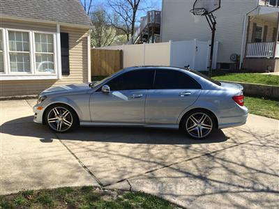 2013 Mercedes-Benz C-Class lease in Turnersville,NJ - Swapalease.com