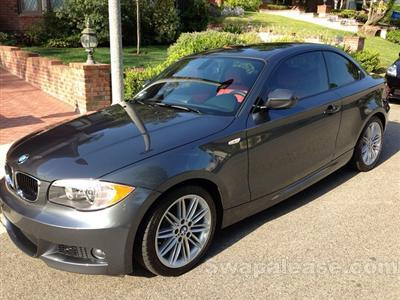 2013 BMW 1 Series lease in encino,CA - Swapalease.com