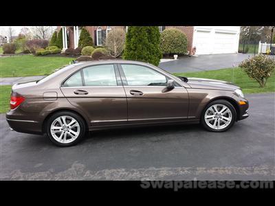 2013 Mercedes-Benz C-Class lease in Hightstown,NJ - Swapalease.com