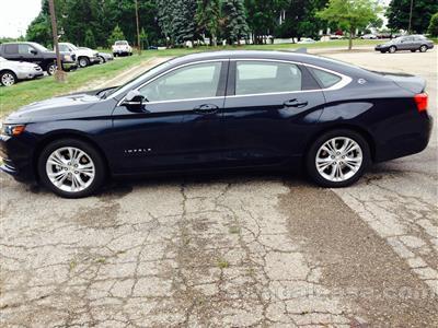 2014 Chevrolet Impala lease in Grand Rapids,MI - Swapalease.com