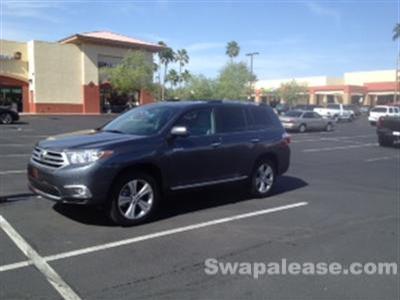 2013 Toyota Highlander lease in Buckeye,AZ - Swapalease.com