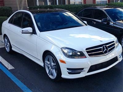 2014 Mercedes-Benz C-Class lease in Jacksonville,FL - Swapalease.com
