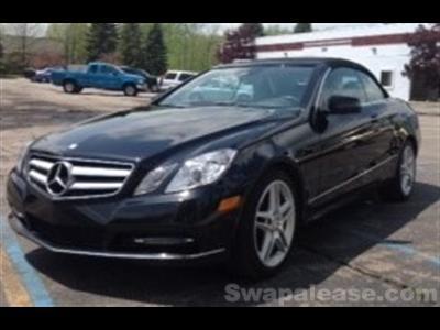 2013 Mercedes-Benz E-Class lease in Dexter,MI - Swapalease.com