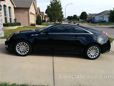 2013 Cadillac CTS lease in Fort Worth,TX - Swapalease.com