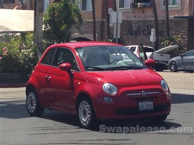 2012 Fiat 500 lease in San Diego,CA - Swapalease.com