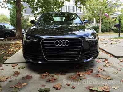 2014 Audi A6 lease in Chappel Hill,NC - Swapalease.com