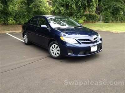 2013 Toyota Corolla lease in Tyler,TX - Swapalease.com
